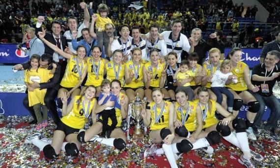 Вакифбанк, Лига чемпионов, волейбол, Турция