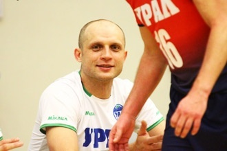 Максим Пантелеймоненко, Белогорье, Урал, волейбол,