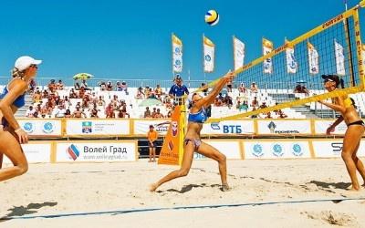 Чемпионат россии по пляжному