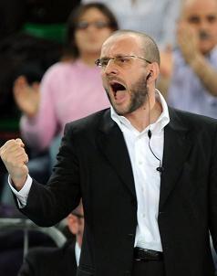 Мауро Берруто, сборная Италии, волейбол